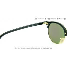 Ray Ban RB4246 Clubround Sunglasses Blac. 6ef2b716f035