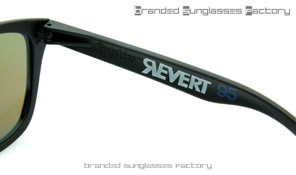39a0029eeaf09 Oakley Frogskins Revert 95 55MM Sunglass.