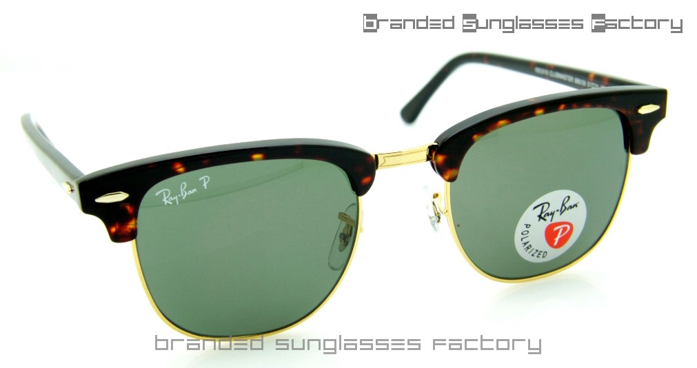 c1e6560cefd Ray Ban RB3016 Clubmaster Polarized Sung... share sunglasses