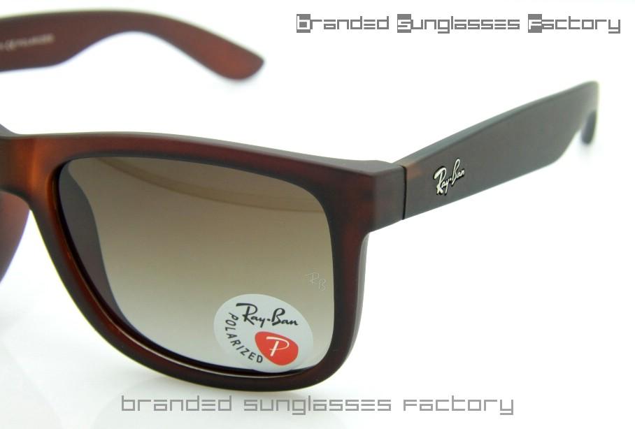 a6fa601cd2 Ray Ban RB4165 Justin 54MM Polarized Sun... share sunglasses